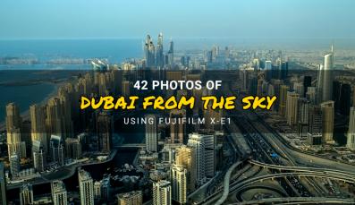 42 Photos of Amazing Dubai from the Sky