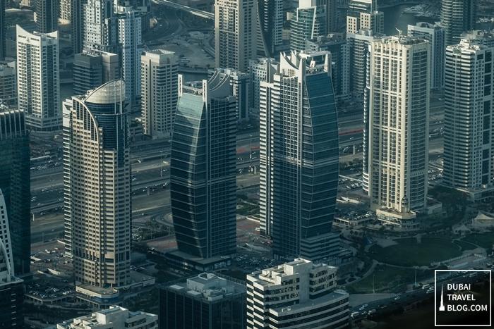 dubai skyrise towers