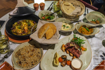 Moroccan + Levant Dinner at Al Maeda Restaurant