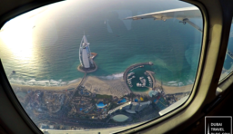 Flying Over Dubai on a Seaplane by Seawings