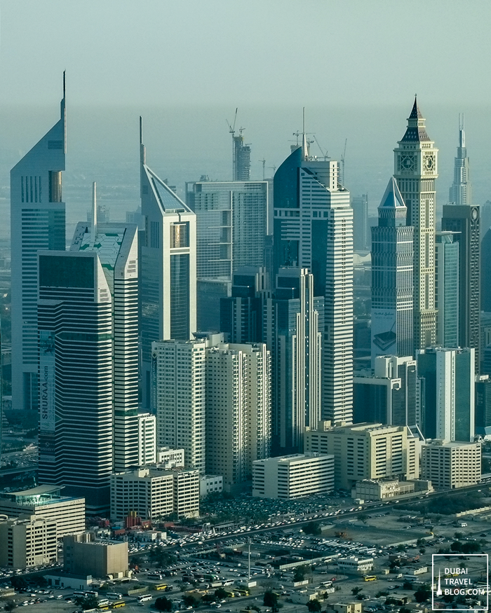 sheikh zayed road towers