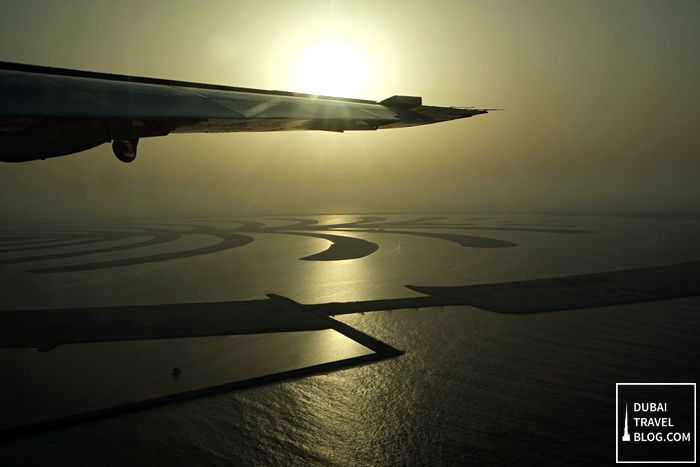 sunset seaplane tour