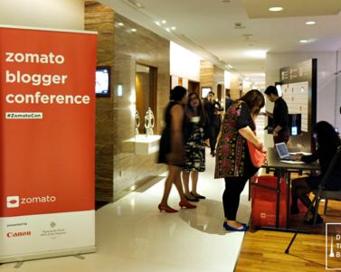 #ZomatoCon: The First Zomato Blogger Conference in the UAE