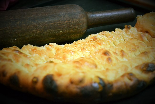 Butter Naan