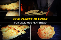 5 Places to Eat Delicious Flatbread in Dubai