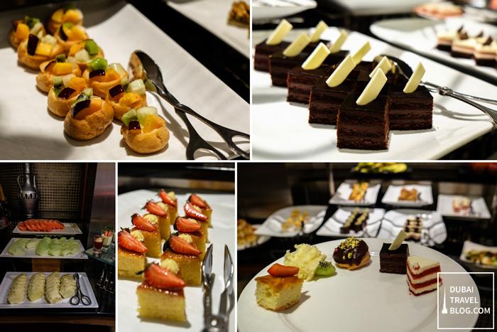 murjan restaurant buffet dessert