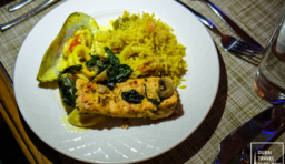 Dining at Murjan Cafe & Restaurant in Nour Arjaan
