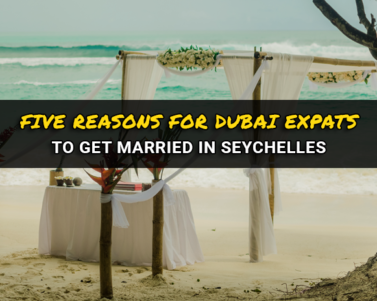 5 Reasons for Dubai Expats to Get Married in Seychelles
