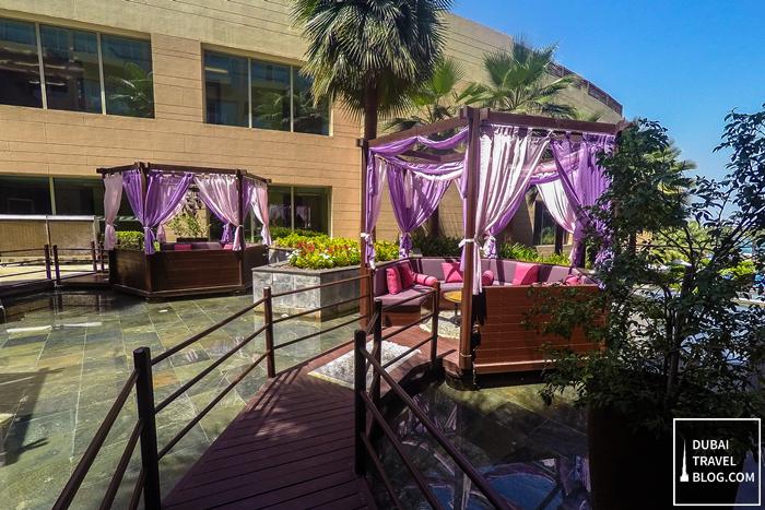 Nargile Shisha Lounge - Rixos The Palm Dubai Palm Jumeirah