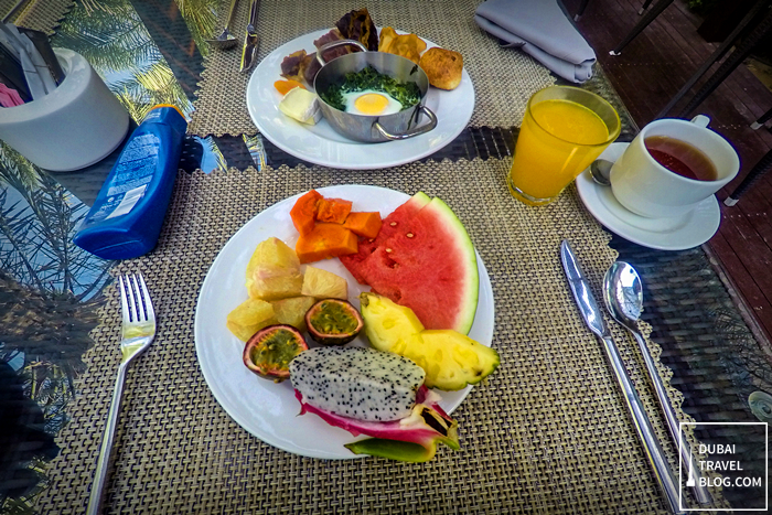 breakfast rixos the palm a la turca restaurant
