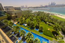 Overnight Stay at Rixos The Palm Dubai in Palm Jumeirah