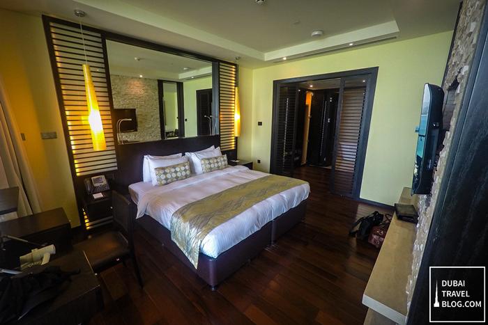 rixos the palm junior suite room