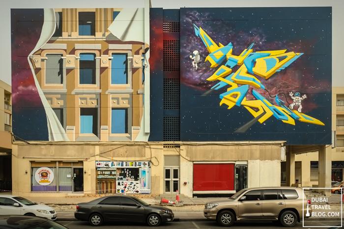 karama souq paintings