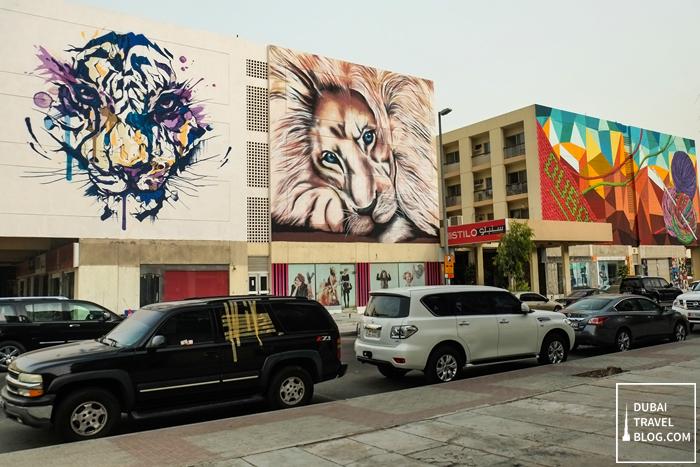 wall art painting karama souk