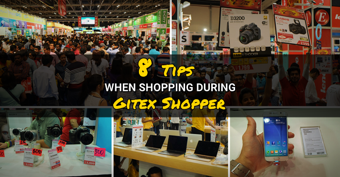 gitex-shopper-tips