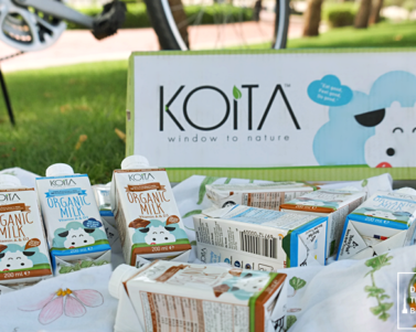 Koita Organic Milk in Dubai