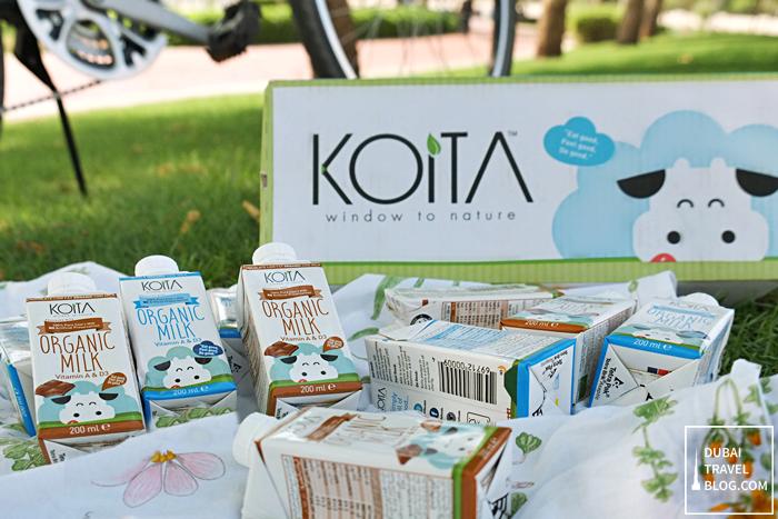 koita foods middle east - organic milk
