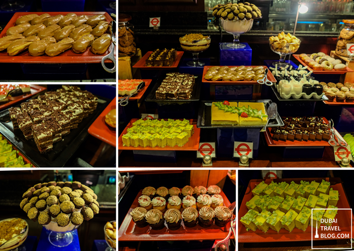 desserts-at-double-decker-friday-brunch