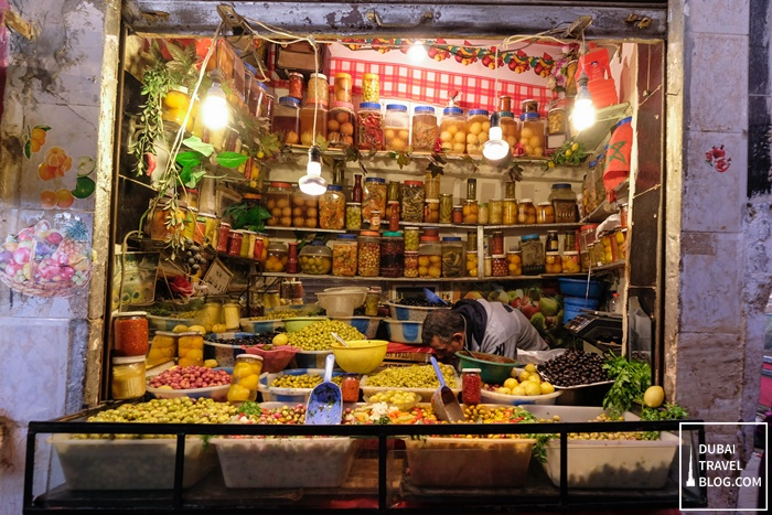 colorful shop fes morocco