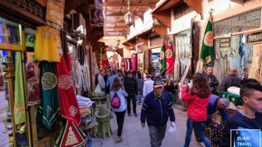 47 Photos: A Day Tour in Fez, Morocco