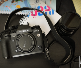 Fujifilm Loan Programme: Rent a Camera/Lens in Dubai for FREE!
