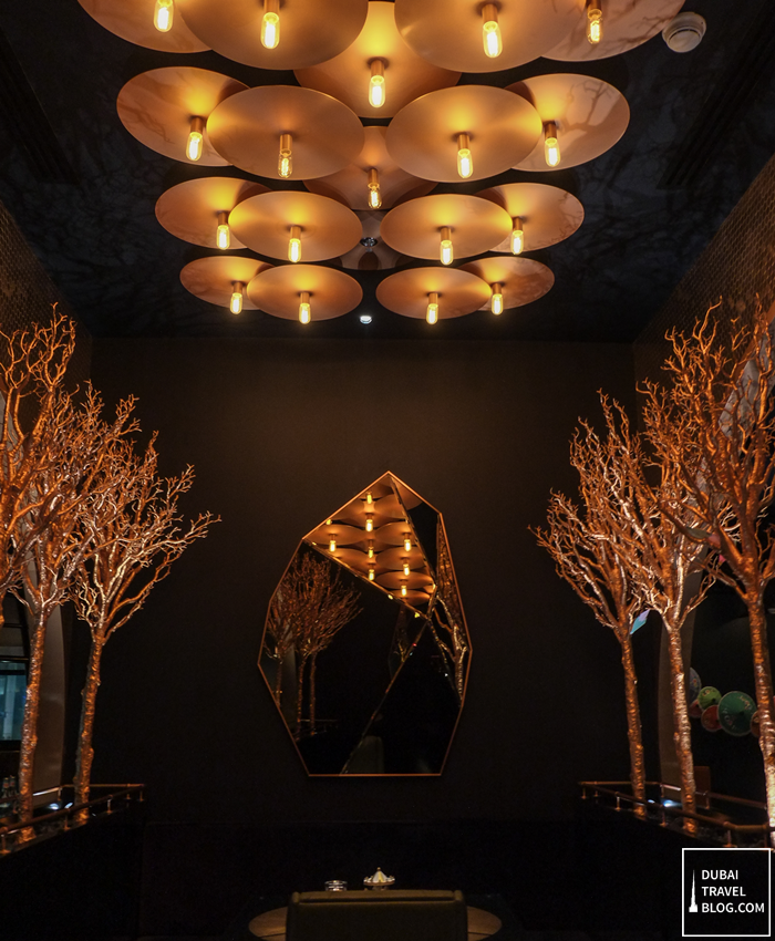 interior restaurant Carnival by Tresind