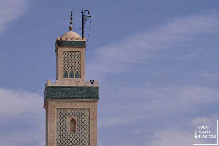 mosque in fez morocco