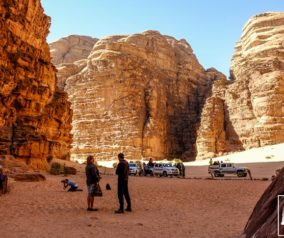 24 Photos: Wadi Rum Safari in Jordan
