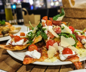 Italian Cuisine at Fratelli La Bufala in Dubai Festival City Mall