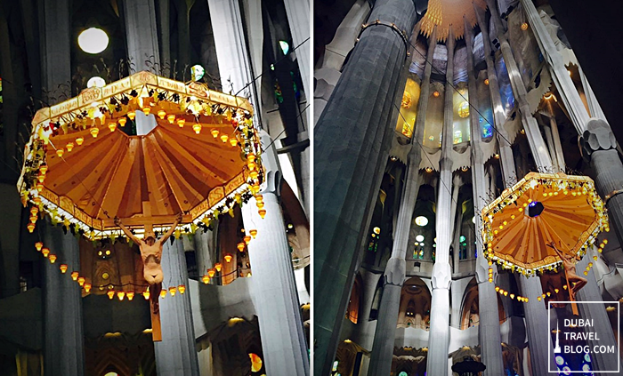 la sagrada familia church picture