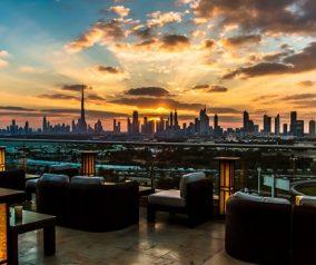 5 Best Rooftop Bars in Dubai