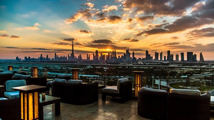 Dubai Golf Club Restaurants