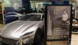 Designing 007: James Bond Exhibit in Burj Khalifa