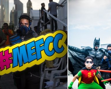 Get Ready for the Middle East Film and Comic Con 2017