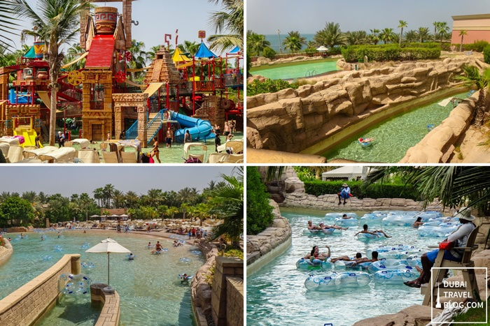 aquaventure theme park dubai atlantis