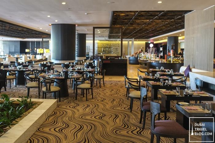 corniche restaurant sofitel abu dhabi