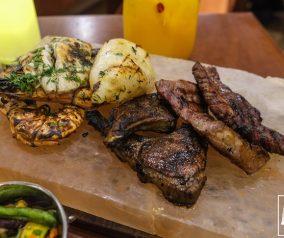 Grill Night at the Fountain Restaurant in Movenpick Hotel Bur Dubai