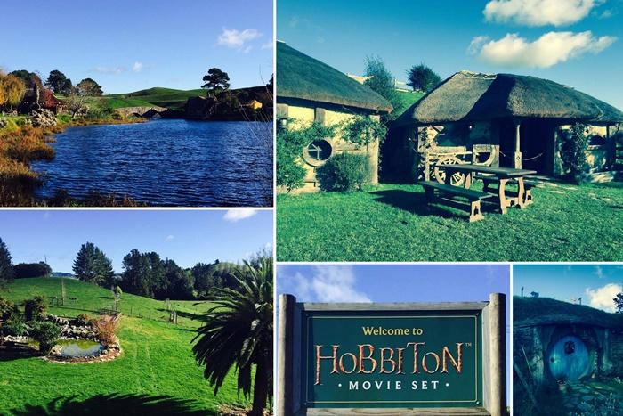 hobbiton movie set tour new zealand
