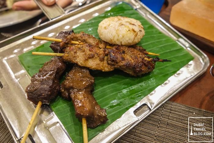 japanese grill movenpick bur dubai