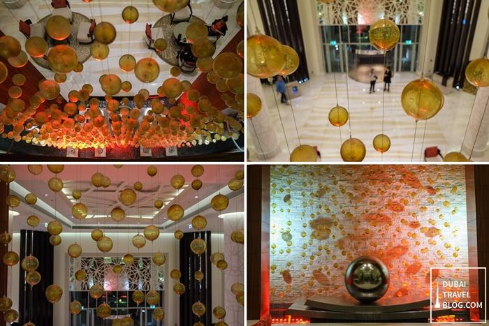 marriott al jaddaf hotel lobby