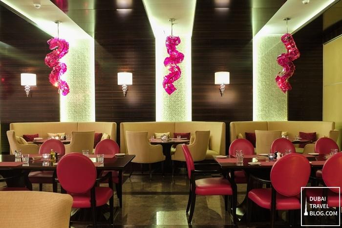 merletto italian restaurant dubai