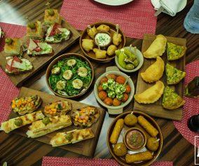 Happyritivo Night at Merletto Restaurant in Marriott Al Jaddaf