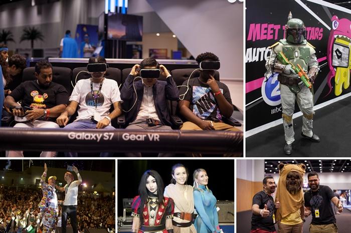 middle east film comic con 2017 dubai