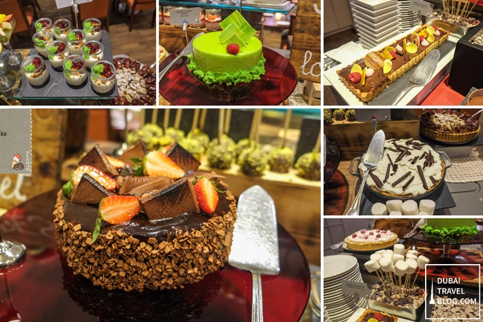 movenpick hotel bur dubai desserts photo