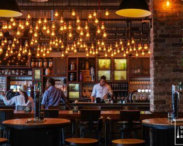 Al Fresco Dinner at The Tap House in Club Vista Mare