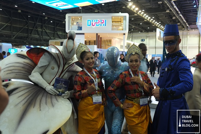Arabian Travel Market Dubai