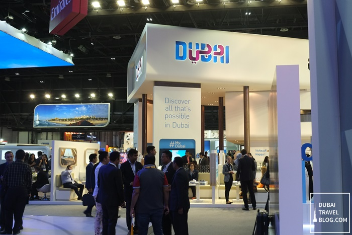 Visit Dubai Arabian Travel Market