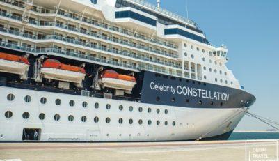 43 Photos: Tour of Celebrity Constellation Luxury Cruise Ship in Dubai