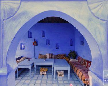 Hotel Review: Casa Perleta in Chefchaouen, Morocco