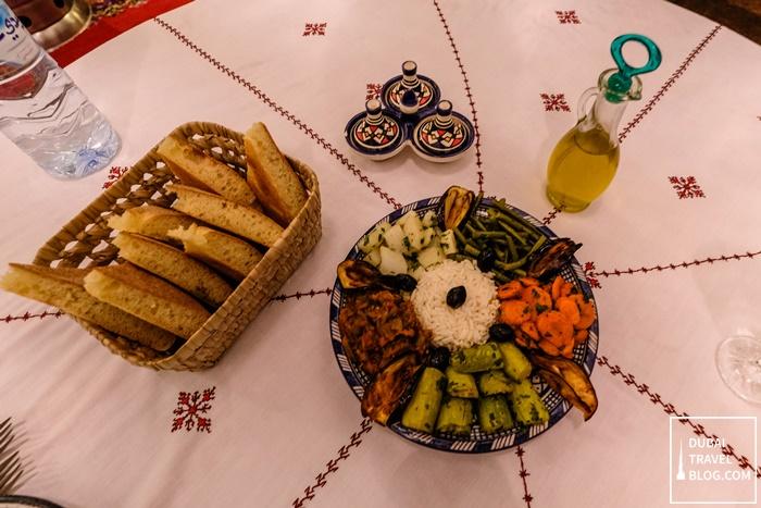 appetizer restaurant riad tafilalet